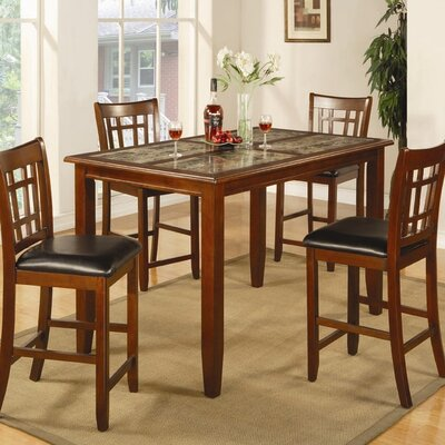 Wildon Home ® Cherryfield Counter Height Dining Table