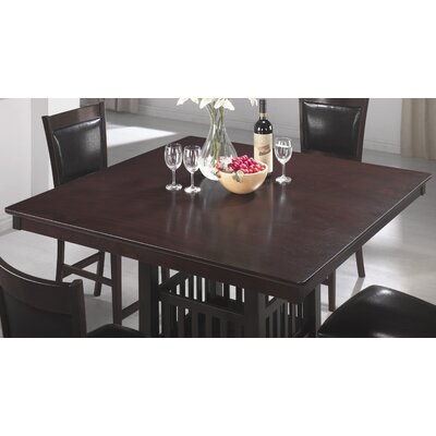 Wildon Home ® Forsan Counter Height Dining Table
