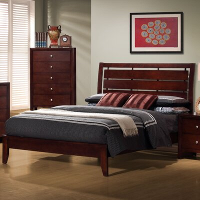 Wildon Home ® Lakeside Panel Bed