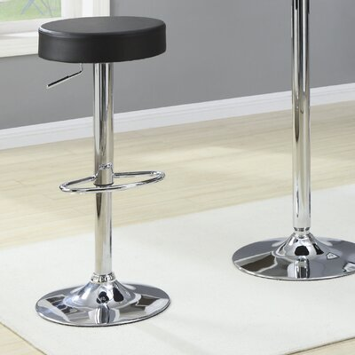 Wildon Home ® Groom Barstool in Black