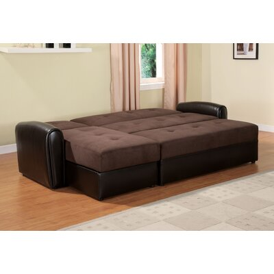 Wildon Home ® Lakeland Convertible Sectional