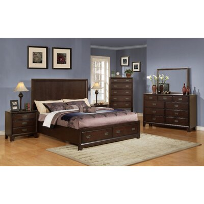 Wildon Home ® Bellwood Storage Panel Bed
