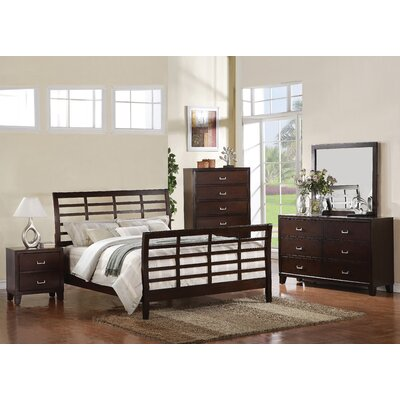 Wildon Home ® Preston Slat Bed