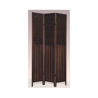 "Wildon Home ® 70"" x 48"" 3 Panel Room Divider"