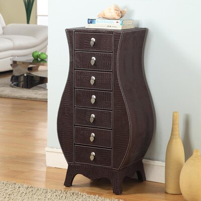 Wildon Home ® Cesay Jewelry Armoire