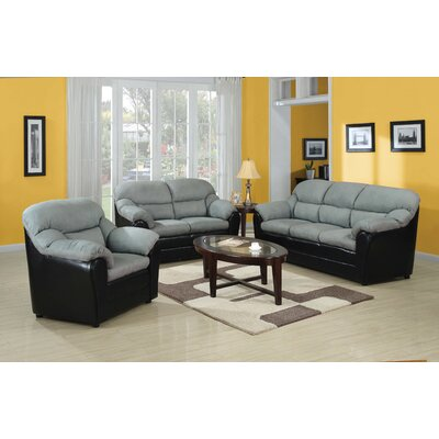 Wildon Home ® Connell Upholstered Living Room Collection