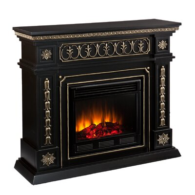 Wildon Home ® Delavan Electric Fireplace