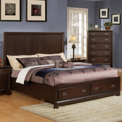 Wildon Home ® Bellwood Panel Bedroom Collection