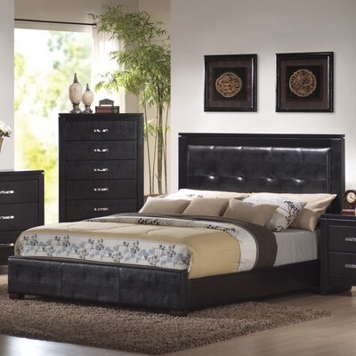 Wildon Home ® Kearny Panel Bedroom Collection