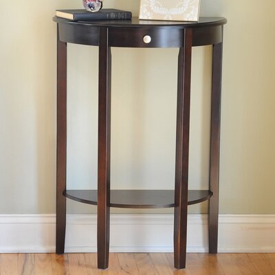 Wildon Home ® Bay Shore Half Moon Console Table