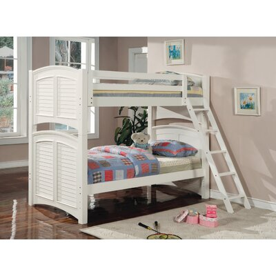 Wildon Home ® Disston Twin over Full Bunk Bed