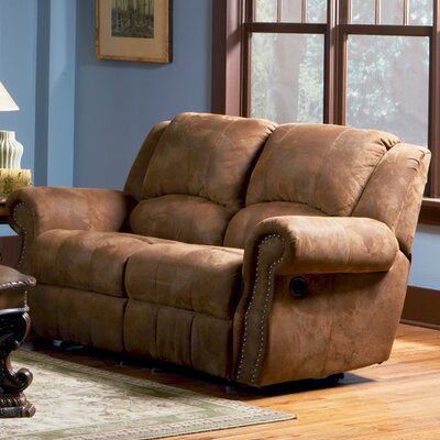 Wildon Home ® Scottsdale Reclining Loveseat