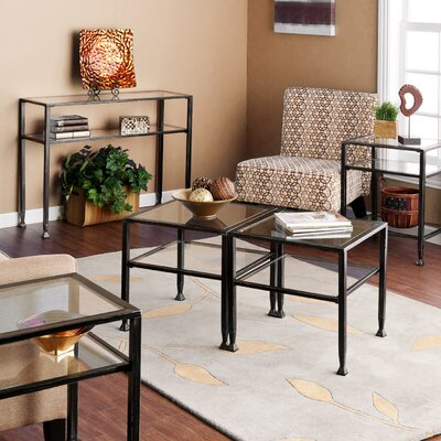 Wildon Home ® Hancock 5 Piece Coffee Table Set