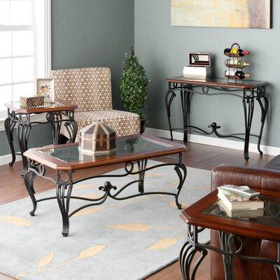Wildon Home Troy 4 Piece Coffee Table Set