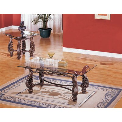Wildon Home ® Gamma Coffee Table Set