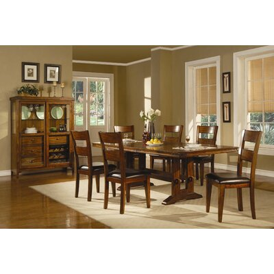 Wildon Home ® Pittsfield 7 Piece Dining Set