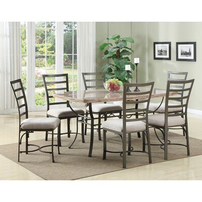 Wildon Home ® Val 7 Piece Dining Set