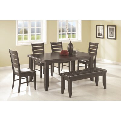 Wildon Home ® Corrigan 6 Piece Dining Set