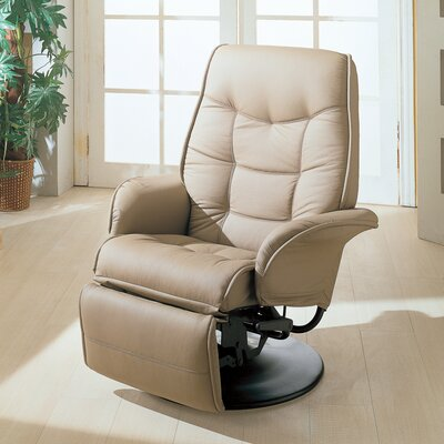 Wildon Home ® Conroy Leatherette Ergonomic Recliner