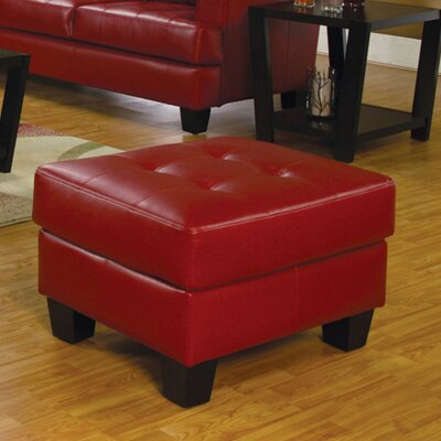 Wildon Home ® Comet Tufted Ottoman