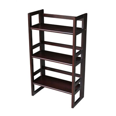 Wildon Home ® Student 3 Tier Folding Bookcase