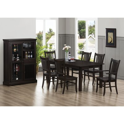 Wildon Home ® Sterling 7 Piece Dining Set