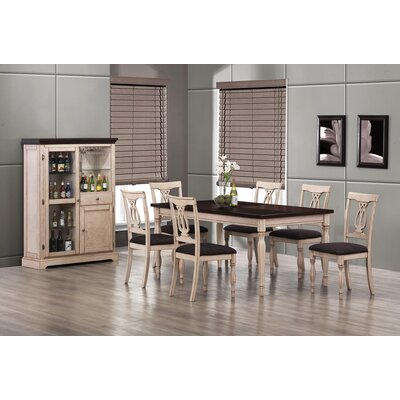 Wildon Home ® Atlantic 7 Piece Dining Set