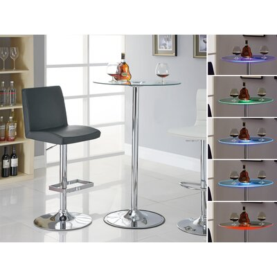 Wildon Home ® LED Pub Table