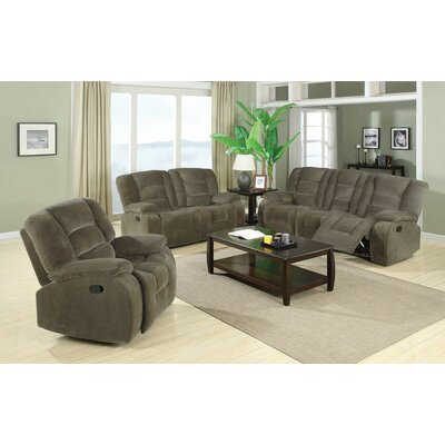 Wildon Home ® Bryce Velvet Recliner