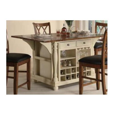 Wildon Home ® Kitchen Island