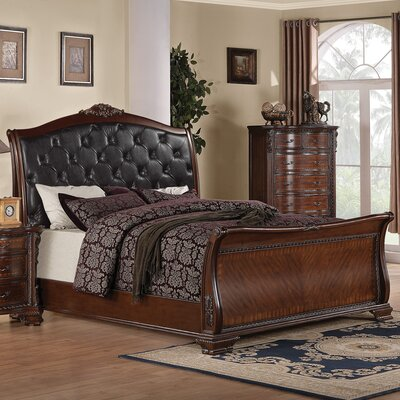 Wildon Home ® Martone Sleigh Bed