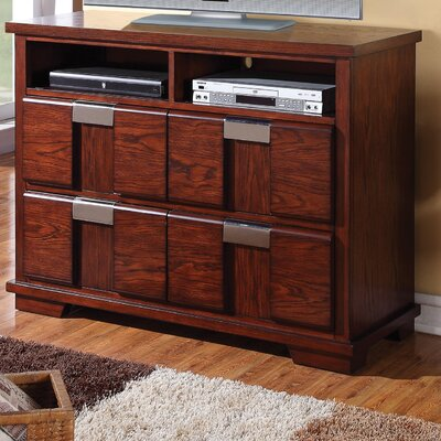 Wildon Home ® Manchester 4 Drawer Media Chest