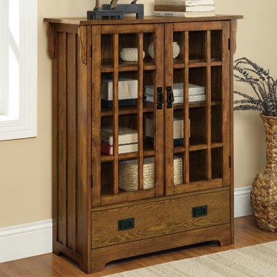 Wildon Home ® Curio Cabinet