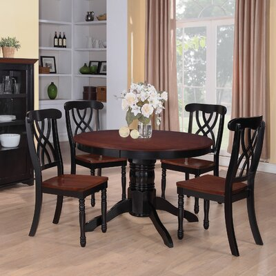 Wildon Home ® Hemingway 5 Piece Dining Set