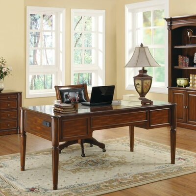 Wildon Home ® Peterson Standard Desk Office Suite