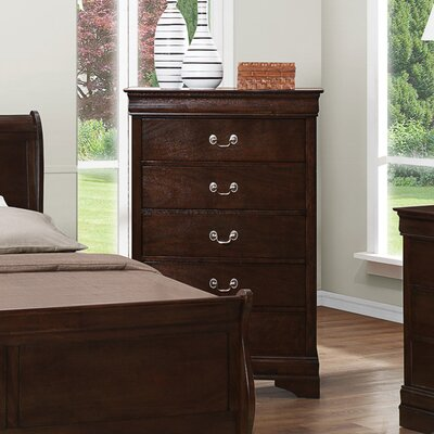 Wildon Home ® Montreal 5 Drawer Chest