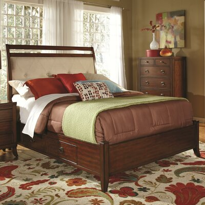 Wildon Home ® David Sleigh Bed