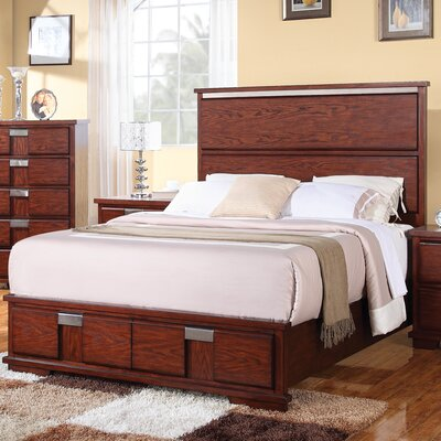 Wildon Home ® Manchester Panel Bed