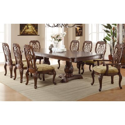Wildon Home ® Madrid 9 Piece Dining Set