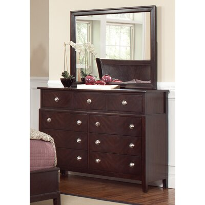 Wildon Home ® Allston 9 Drawer Dresser