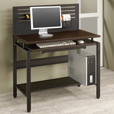 Wildon Home ® Computer Desk in Black
