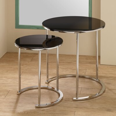 Wildon Home ® 2 Piece Nesting Tables