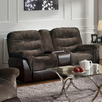 Michelle Double Reclining Gliding Loveseat