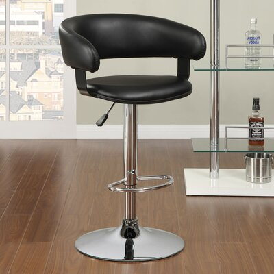 Wildon Home ® Rounded Back Bar Stool