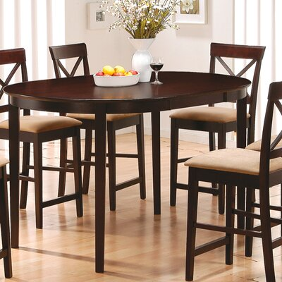 Wildon Home ® Derby 7 Piece Counter Height Dining Set