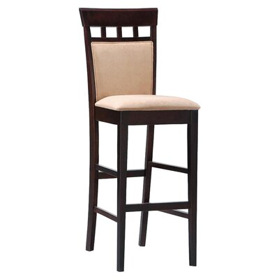 Wildon Home ® Derby 30' Cushion Back Barstool