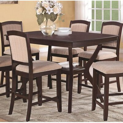 Wildon Home ® Dallas Counter Height Dining Table