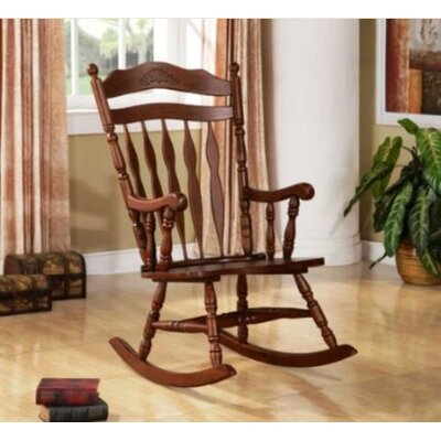 Wildon Home ® Grande Ronde Rocking Chair