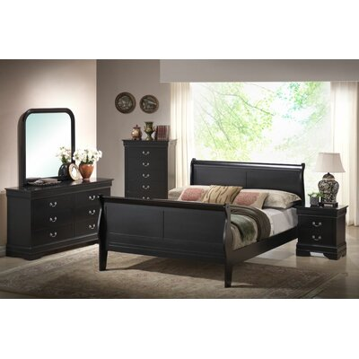 Greenville Sleigh Bed