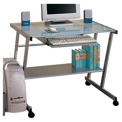 Wildon Home ® Redmond Computer Station in Nickel